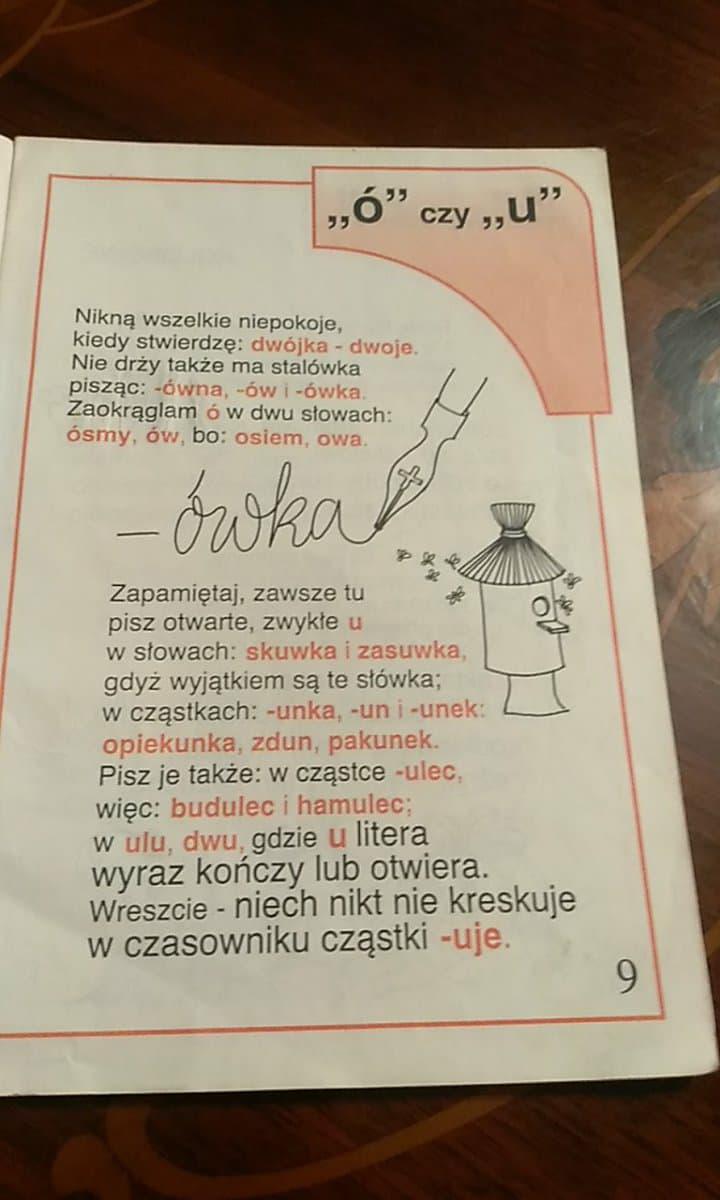 Ortografia Jak Zapamiętać Podstawowe Zasady Pisowni